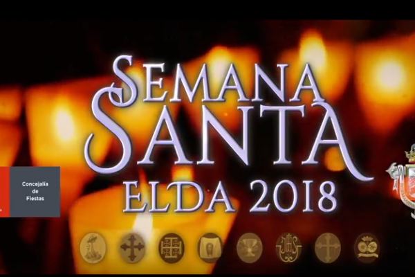 Video promocional Semana Santa Elda